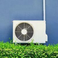 Installation av luftkompressor for ratt luftbehandling